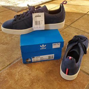 Brand new/never worn special edition Adidas Campus